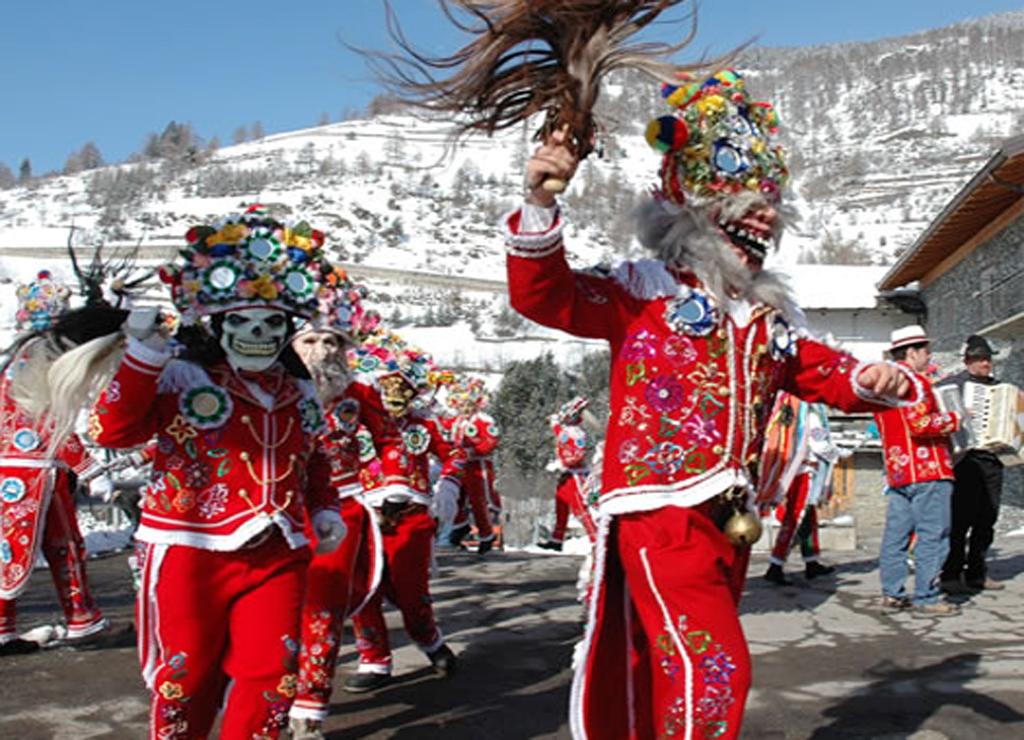 Carnevale storico della Coumba Freida