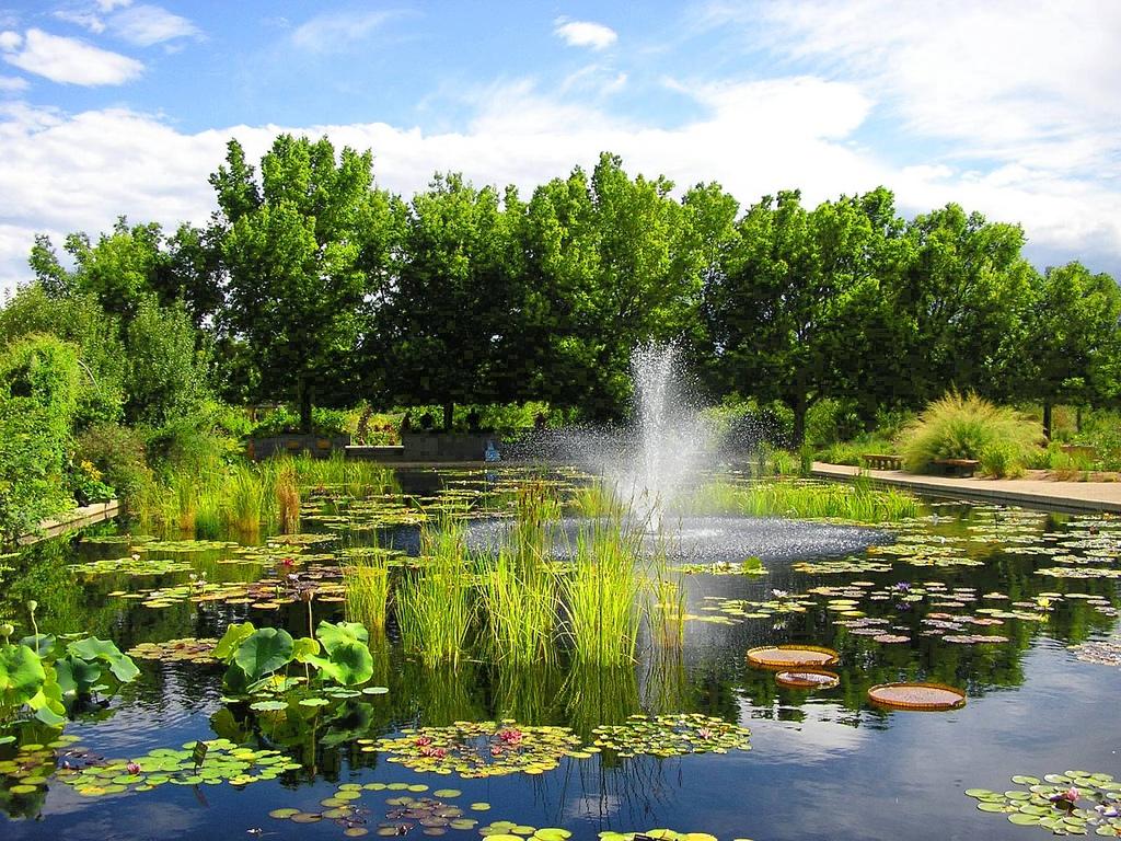 Denver Colorado Botanic Garden