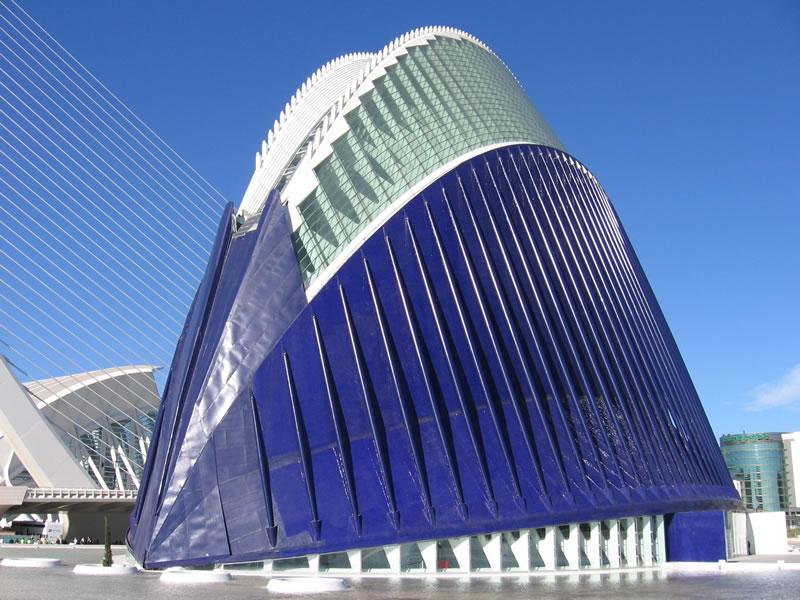 agora ciudad artes ciencias valencia 7