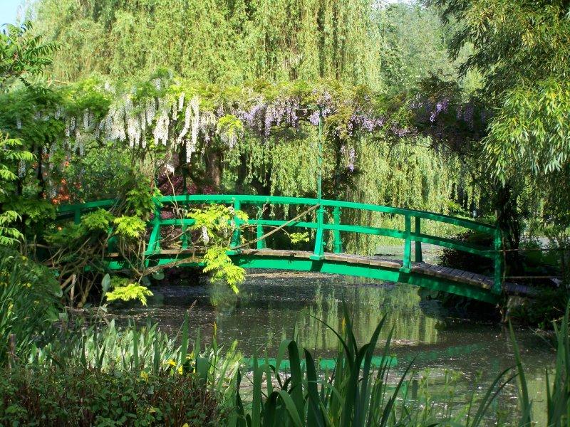 Quando andare a Claude Monet,Giverny