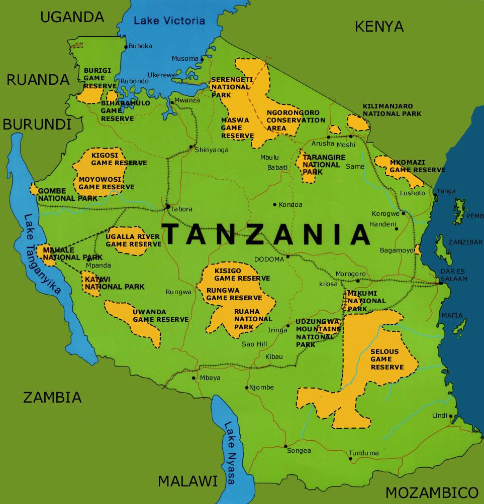 Costo della vita in Tanzania
