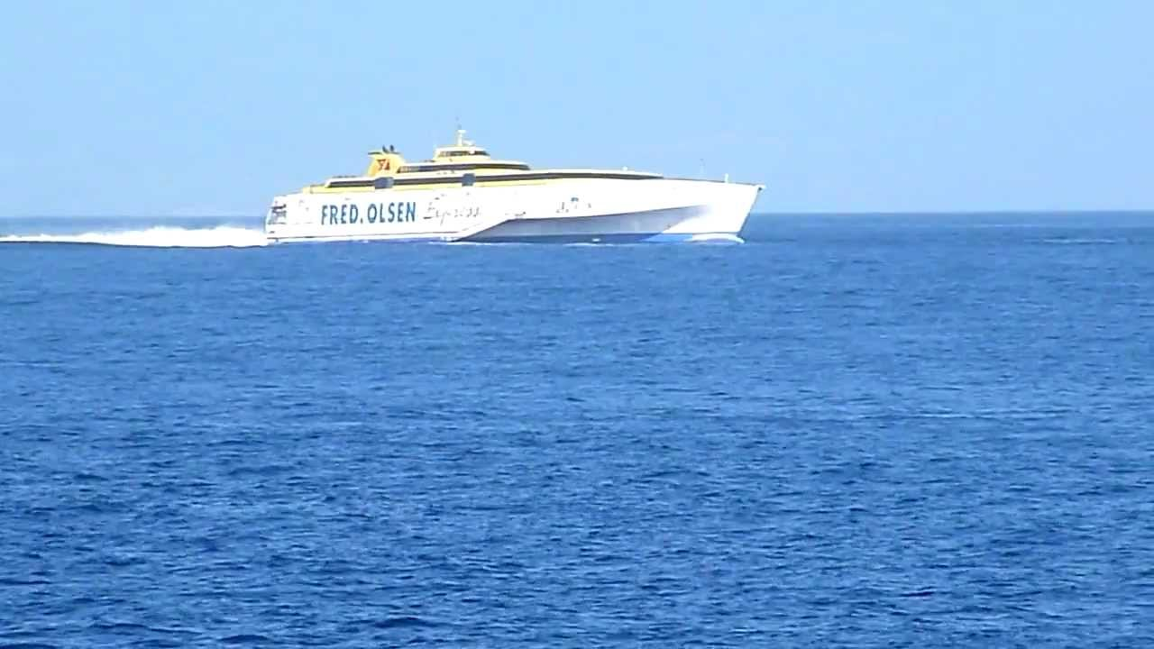 Costo traghetto Lanzarote – La Gomera
