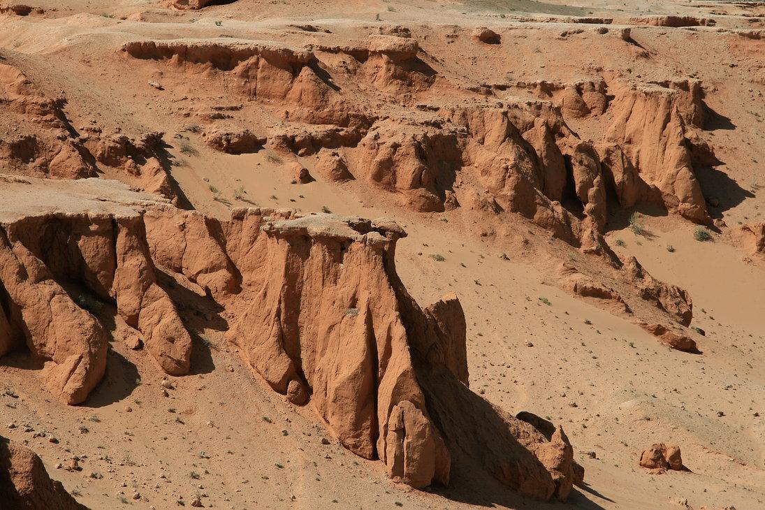 Quando visitare Bayanzag, Mongolia