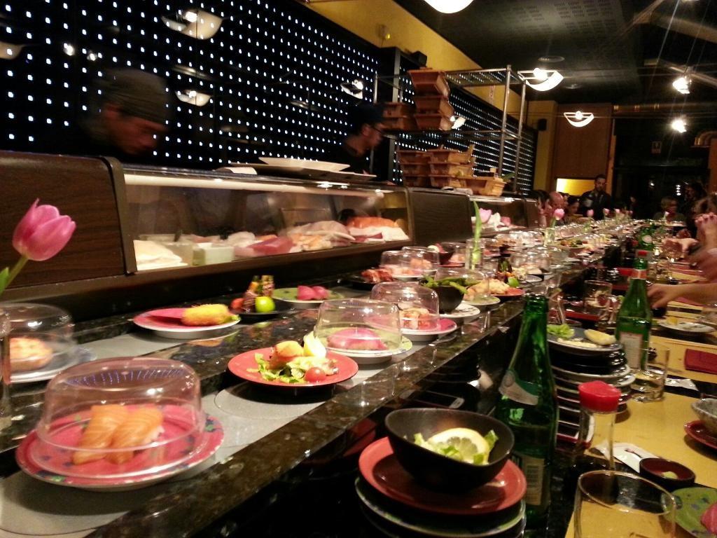 Migliori ristoranti sushi milano zona moscova viaggiamo for Amsterdam migliori ristoranti
