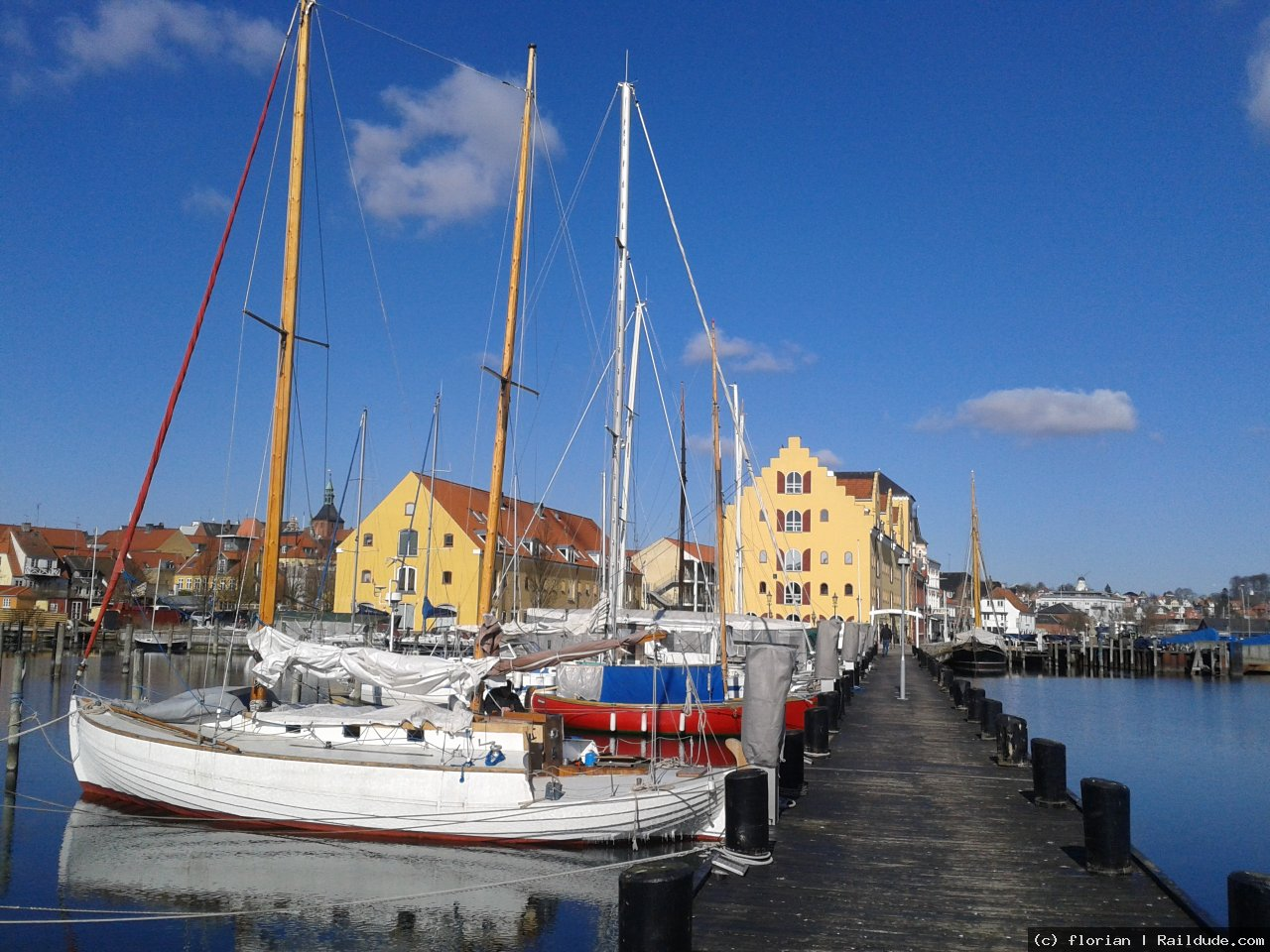 Come fare Interrail in Danimarca