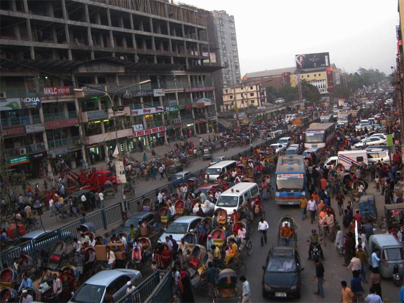 Vaccinazioni richieste per il Bangladesh