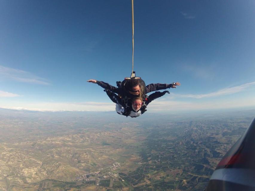 Dove lanciarsi con il paracadute in Italia