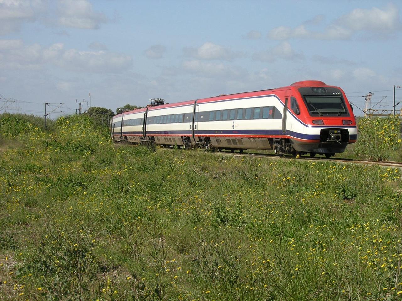 Interrail in Macedonia
