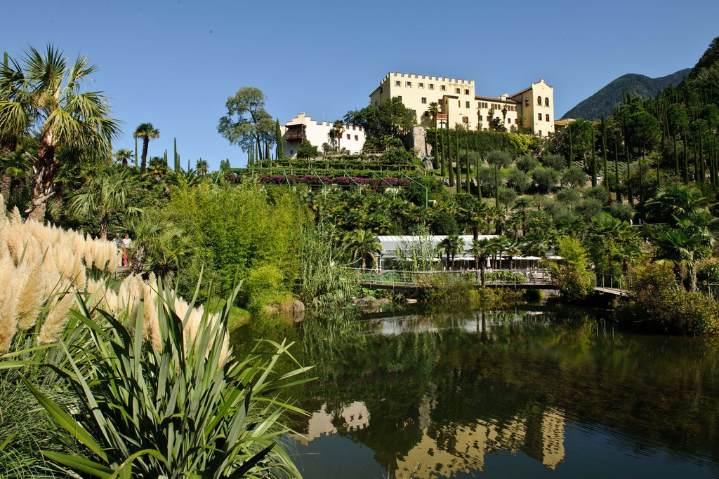 Orari giardini Castel Trauttmansdorff a Merano