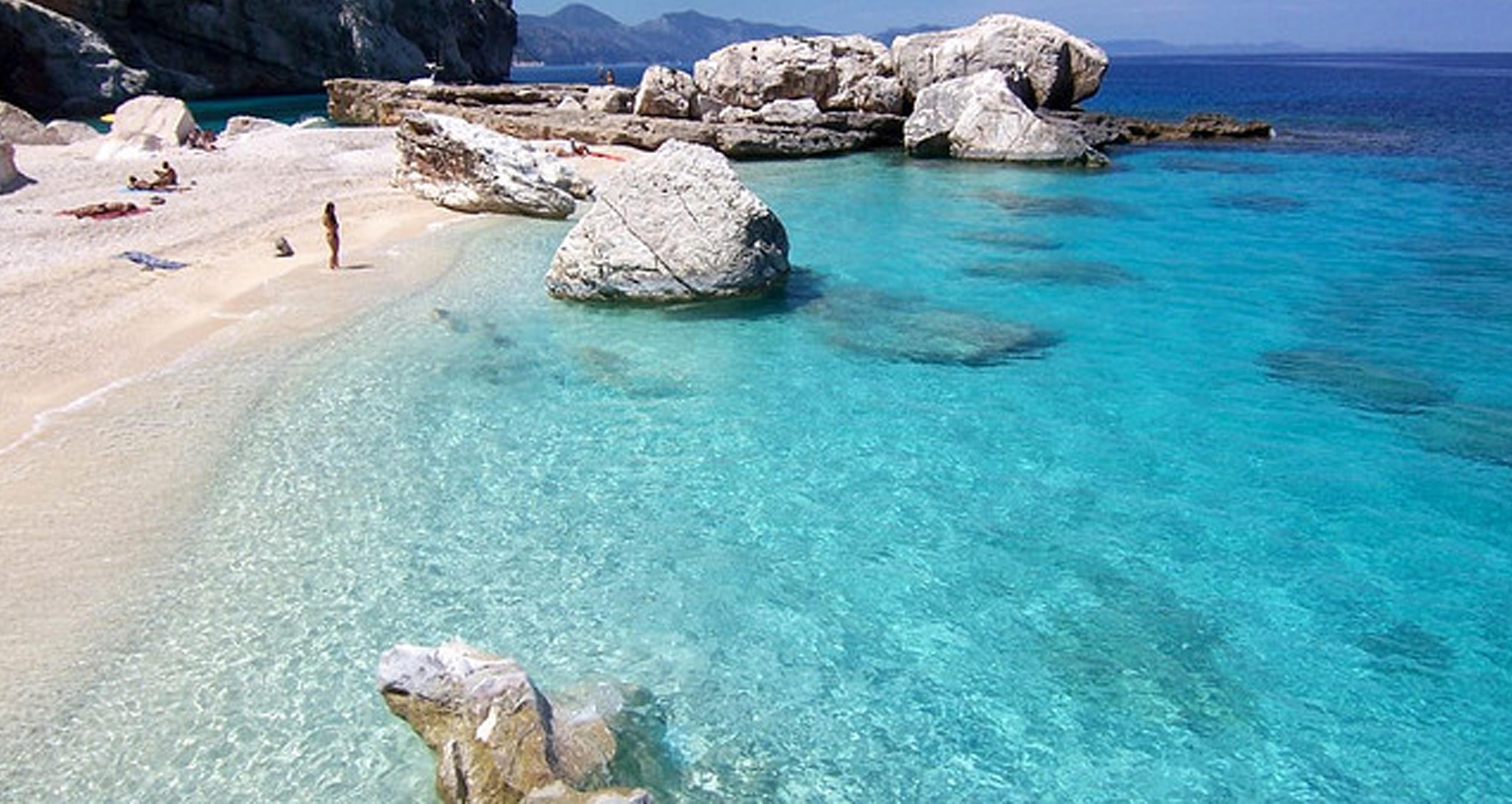 Come raggiungere Cala Mariolu in Ogliastra, Sardegna
