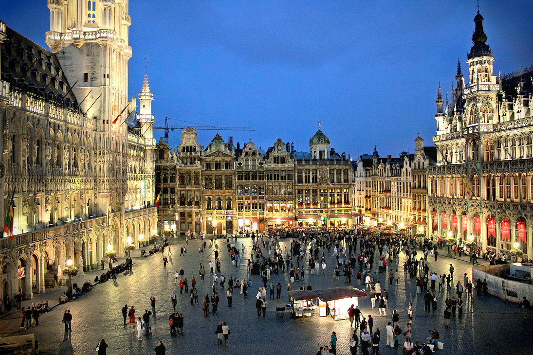 Che temperature Bruxelles a novembre