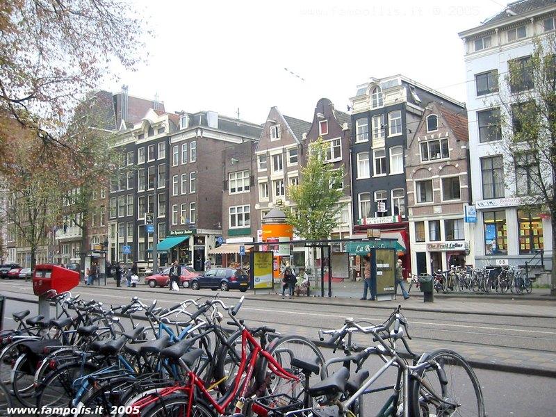 Prezzo noleggio biciclette Amsterdam