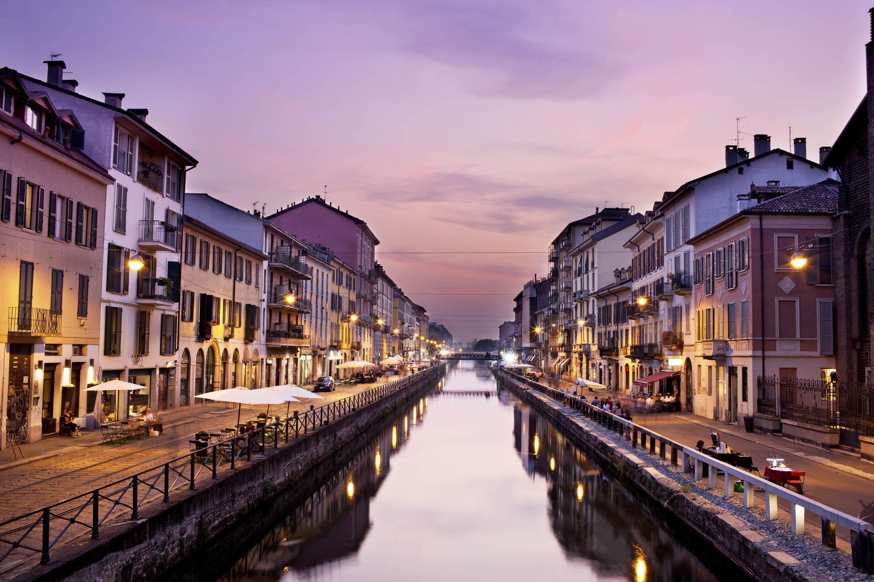 Migliori locali aperitivo zona Navigli Milano - Viaggiamo