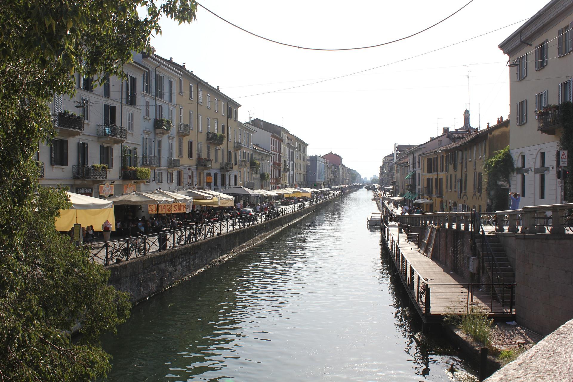 I migliori locali aperitivo zona Navigli a Milano