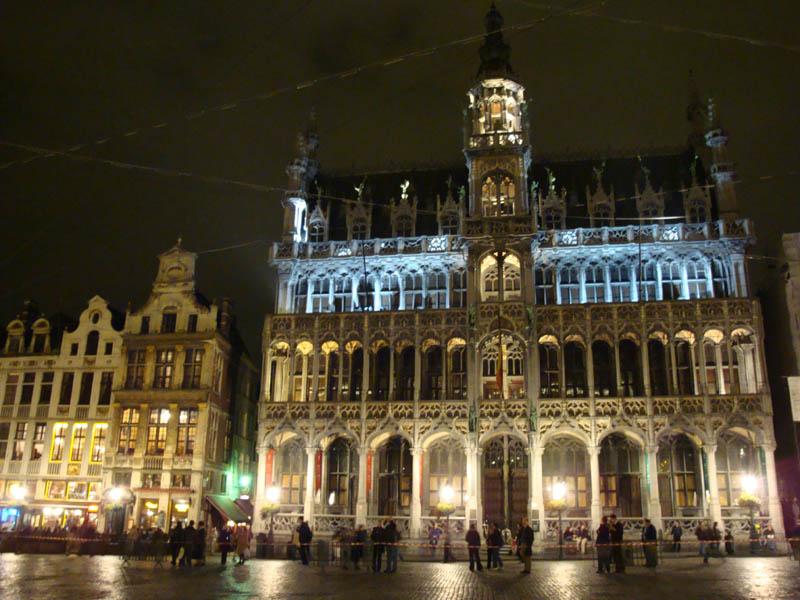 Che temperature Bruxelles ad ottobre