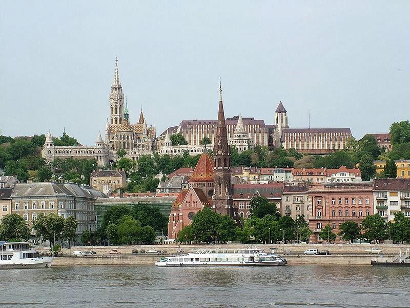 Che temperature Budapest a gennaio