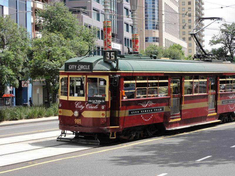 Prezzo tour di melbourne con city circle tram viaggiamo for Quanto costa un tram in collina