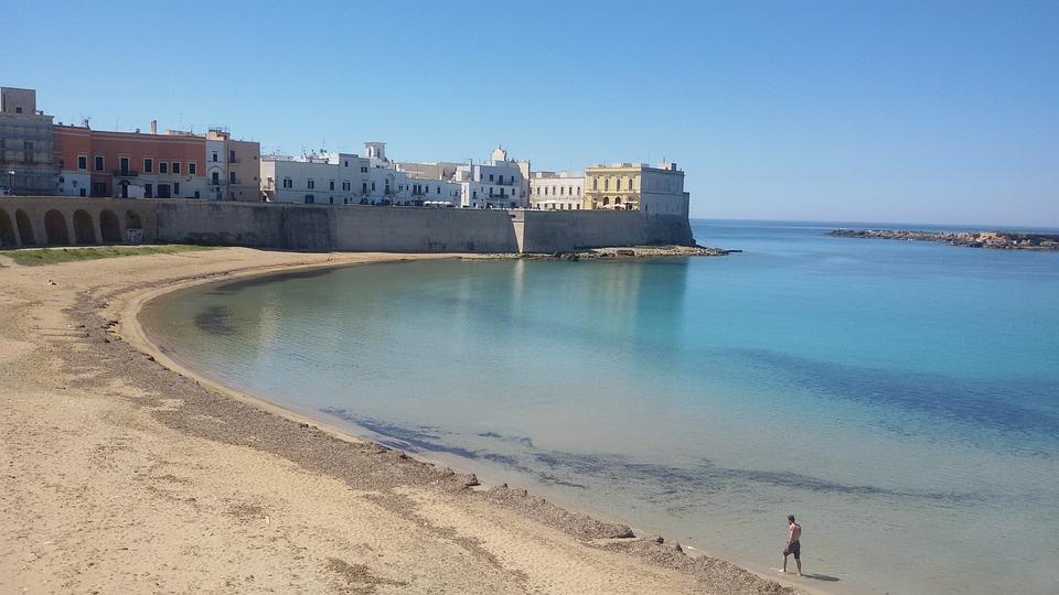 dove andare a mare in Puglia