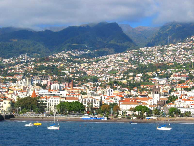 Quali mezzi di trasporto a Funchal, Madeira