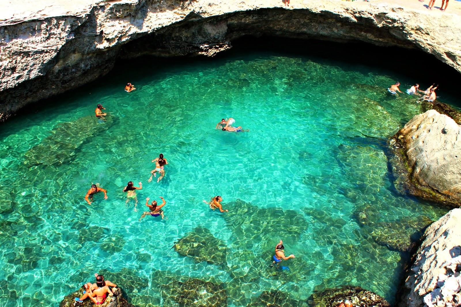 Classifica 5 piscine naturali più belle al mondo
