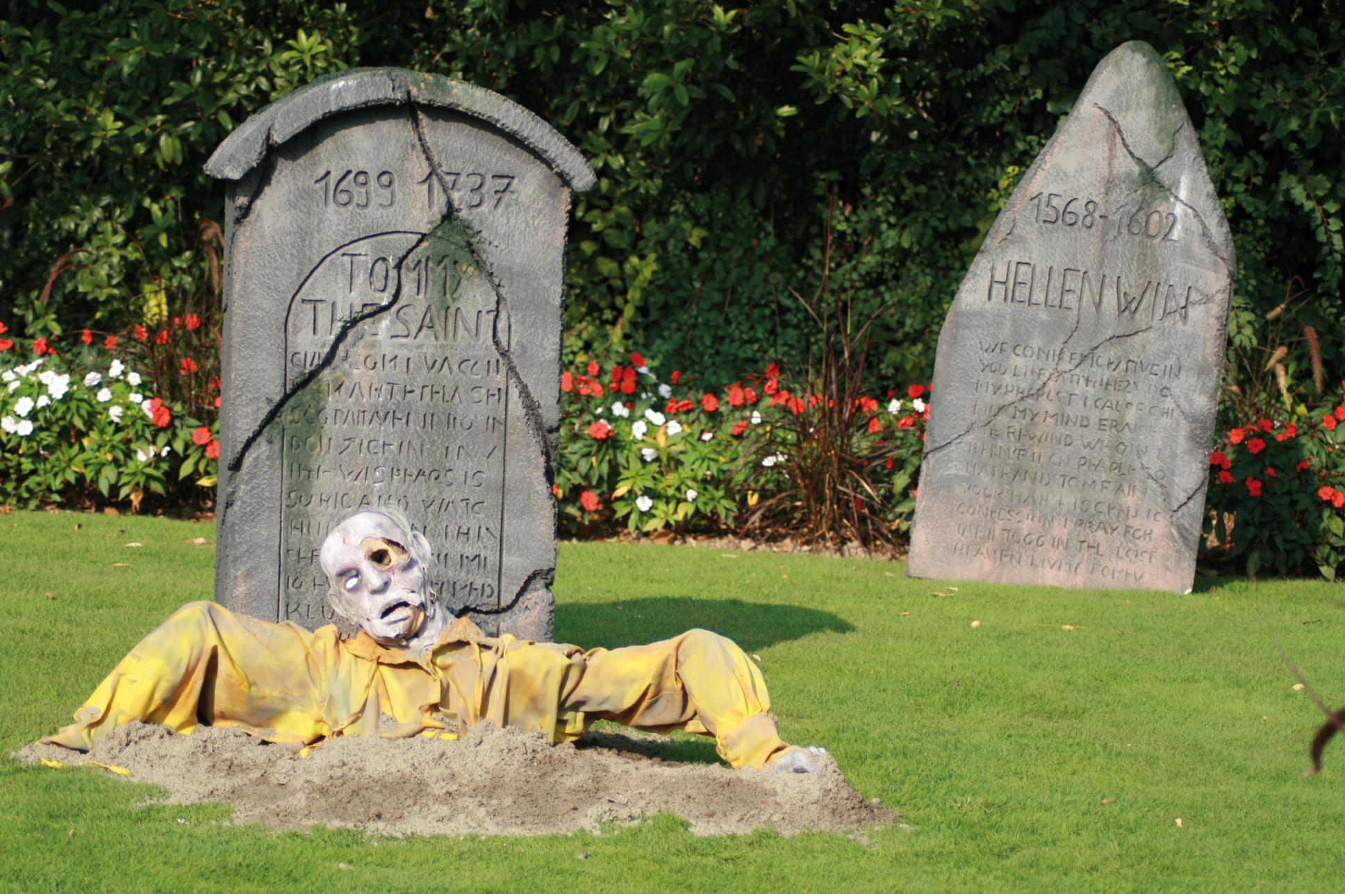 cosa fare a Gardaland ad Halloween