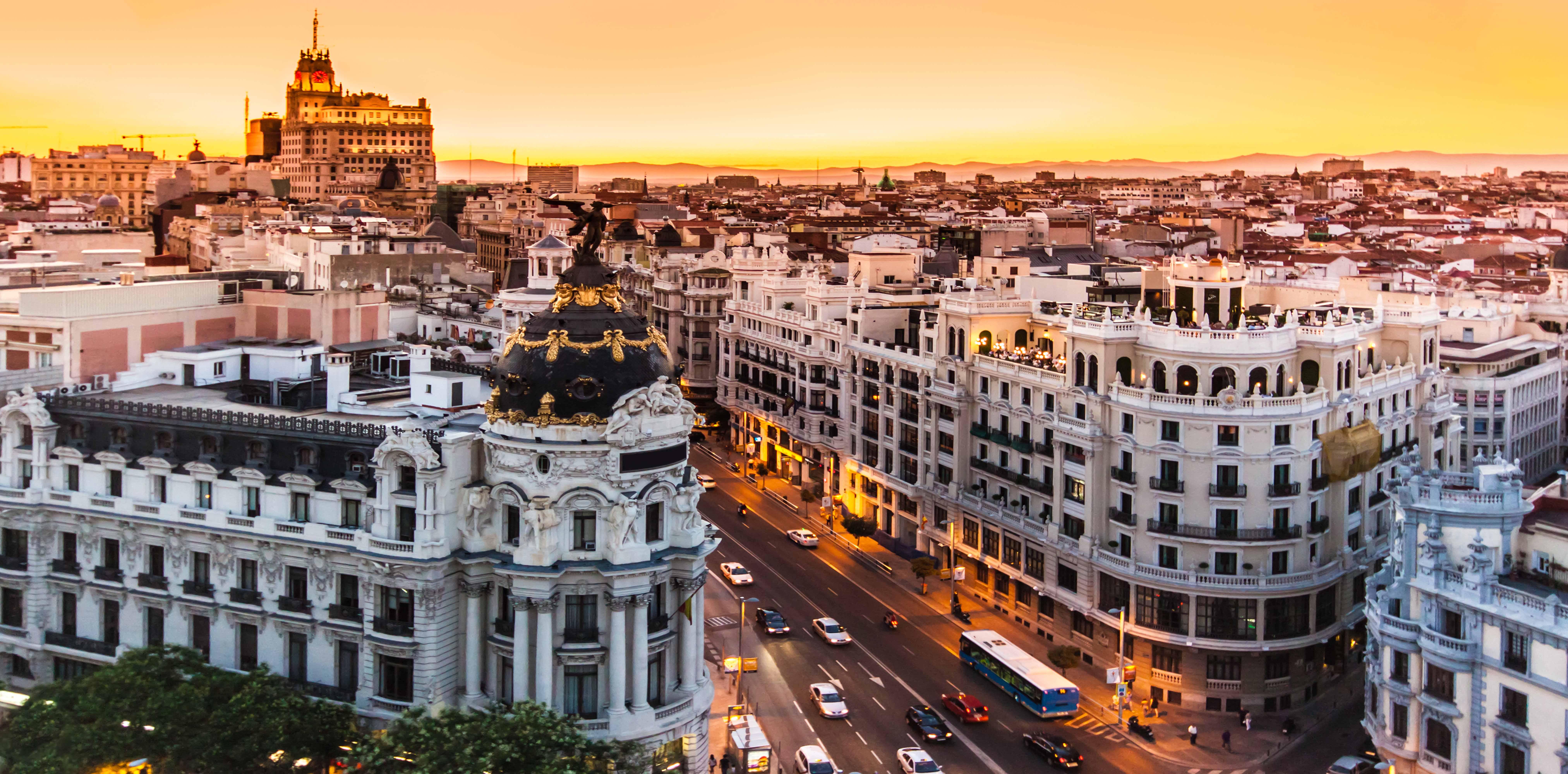Che temperature settembre Madrid