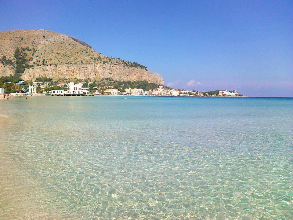 Migliori località per campeggio Palermo vicino spiaggia