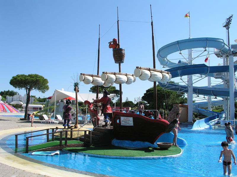 parco acquatico liguria