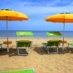 Costo ombrellone e sdraio spiaggia Riccione