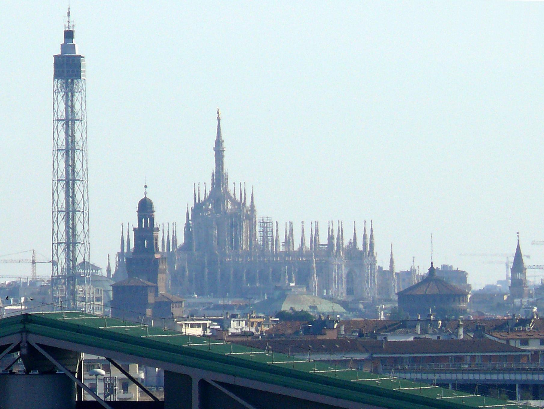 Orari visita Torre Branca, Milano