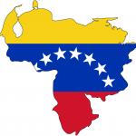 venezuela flag map1