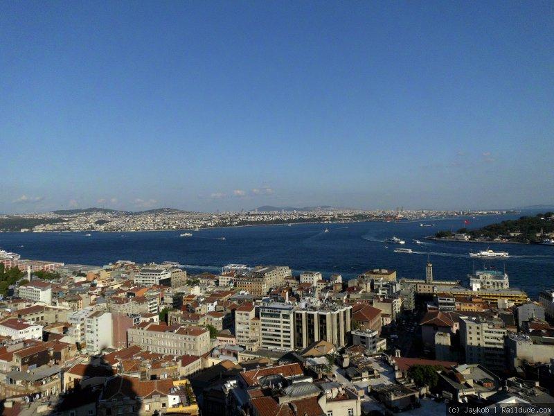 Come fare interrail in Turchia