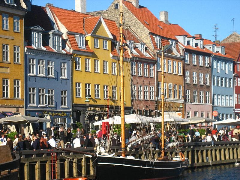 Che temperature Copenaghen a gennaio