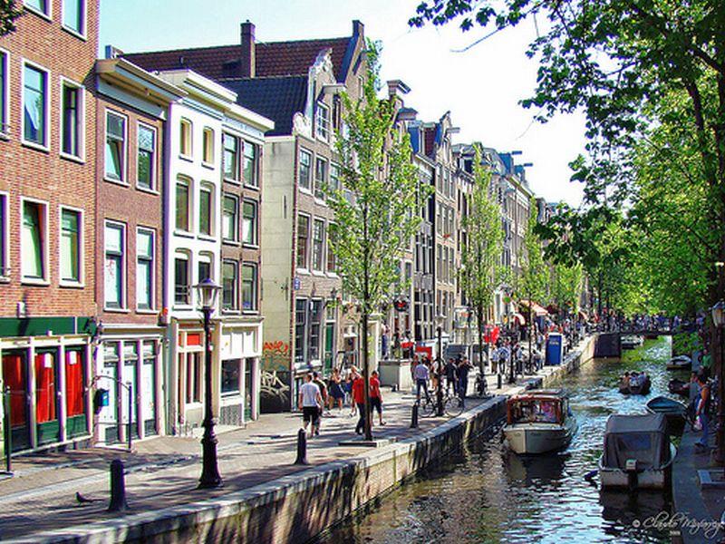 Che temperature Amsterdam a giugno