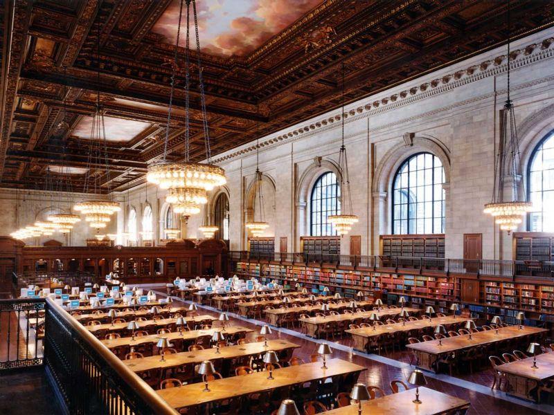 Le dieci biblioteche più belle del mondo