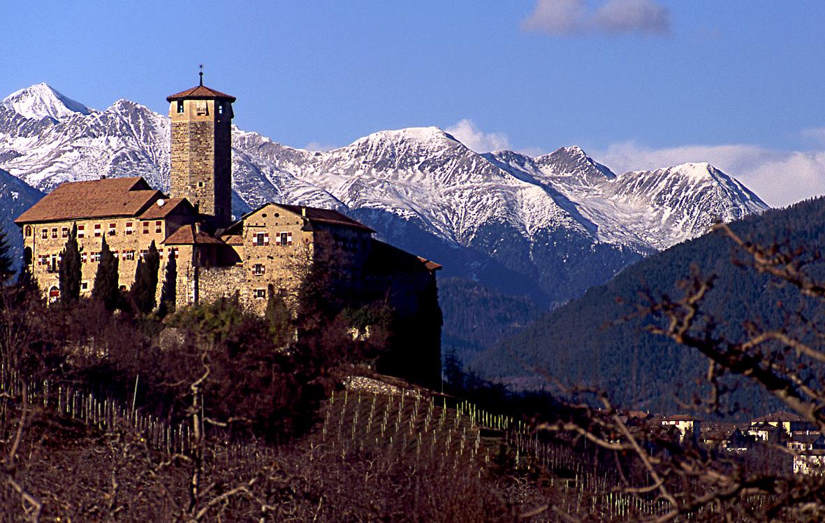 Come arrivare a Castel Valer in Val di Non