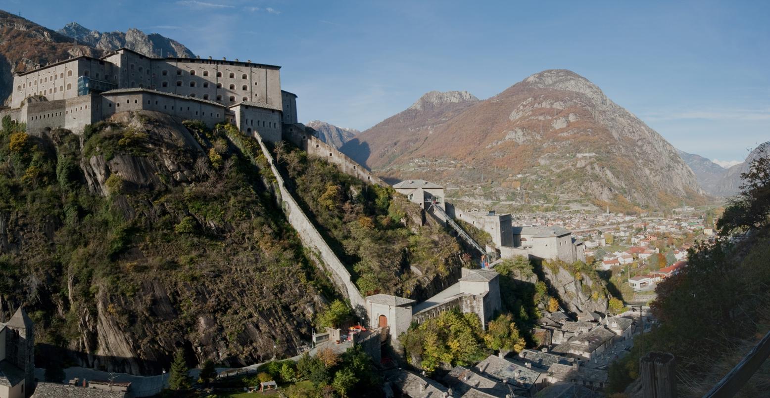 Cinque borghi Valle D'Aosta da visitare in autunno