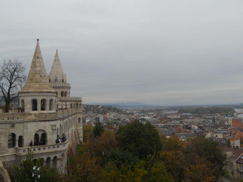 Che temperature Budapest ad aprile