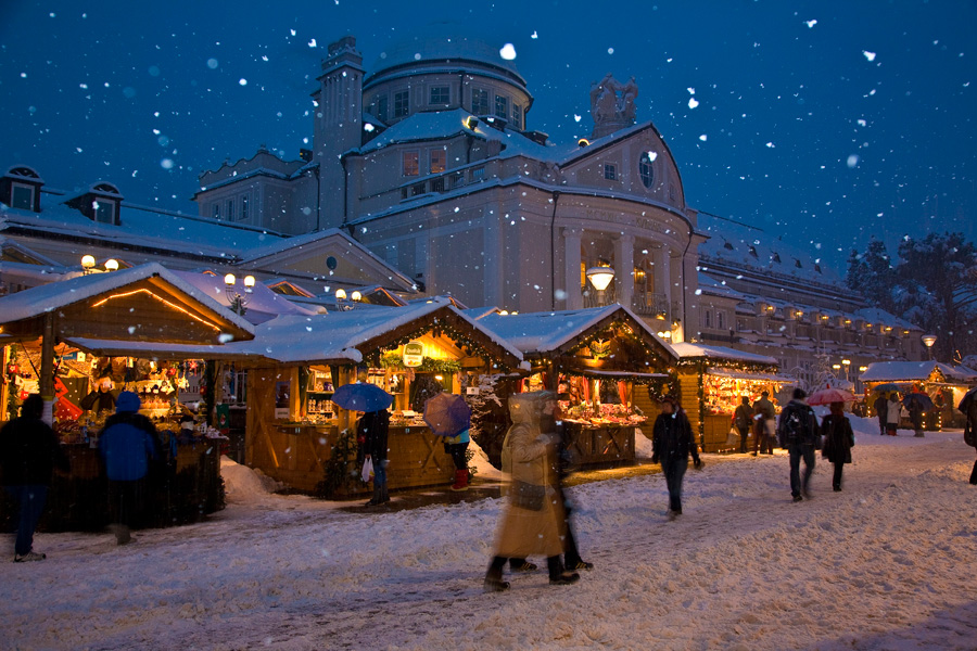 Mercatino natalizio Francia