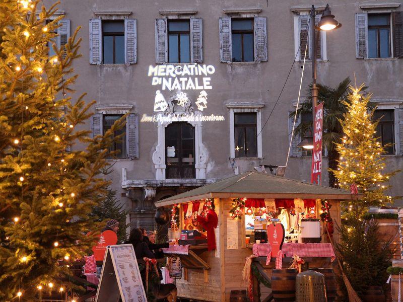 Dieci migliori mercatini di Natale in Italia