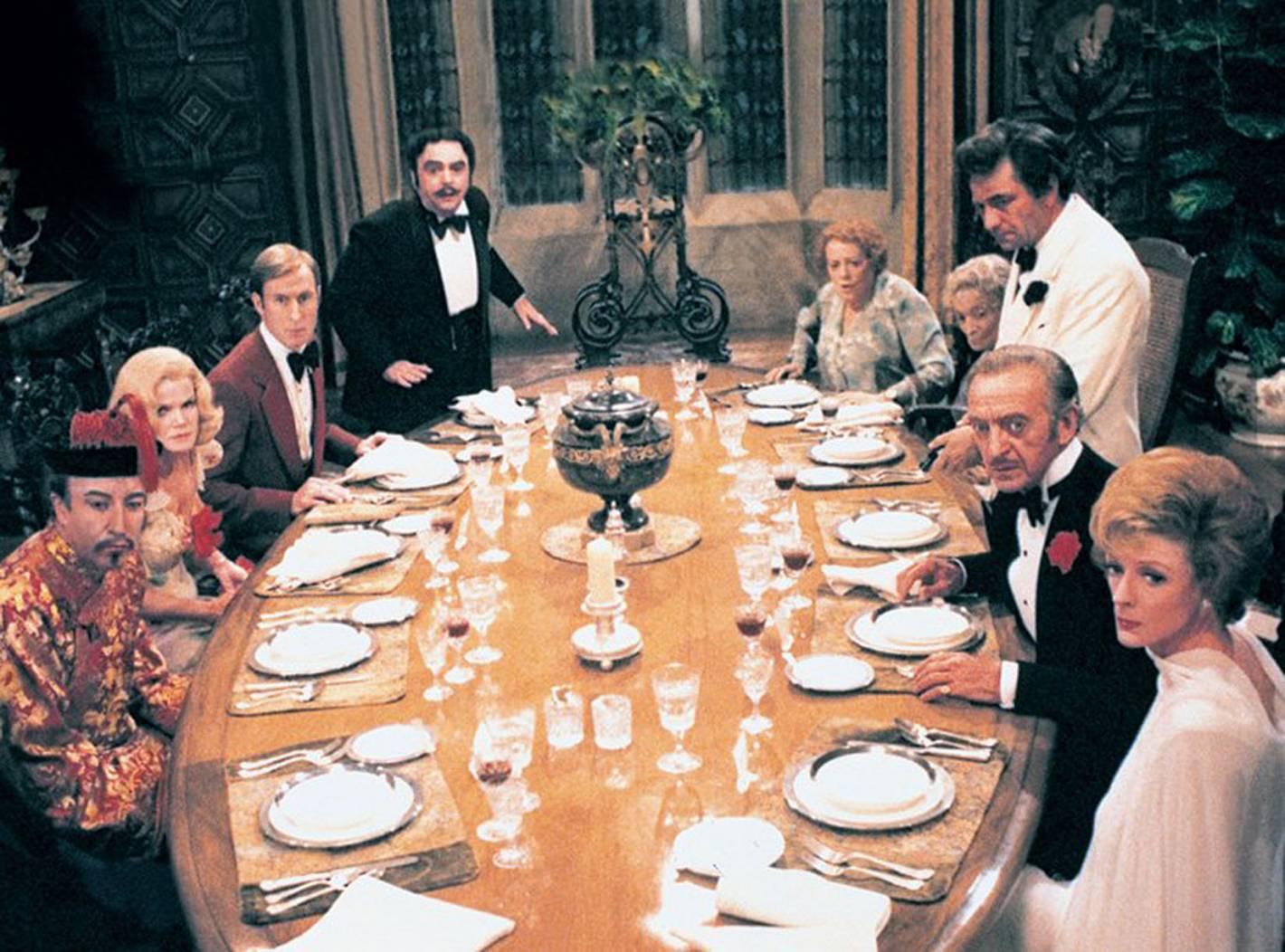 Halloween con cena con delitto in Piemonte