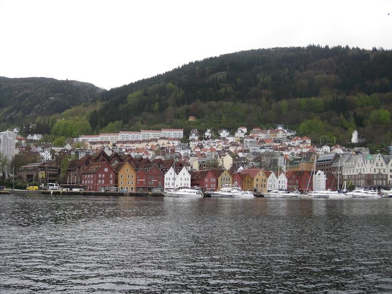 Offerte Dicembre voli per Bergen, Norvegia