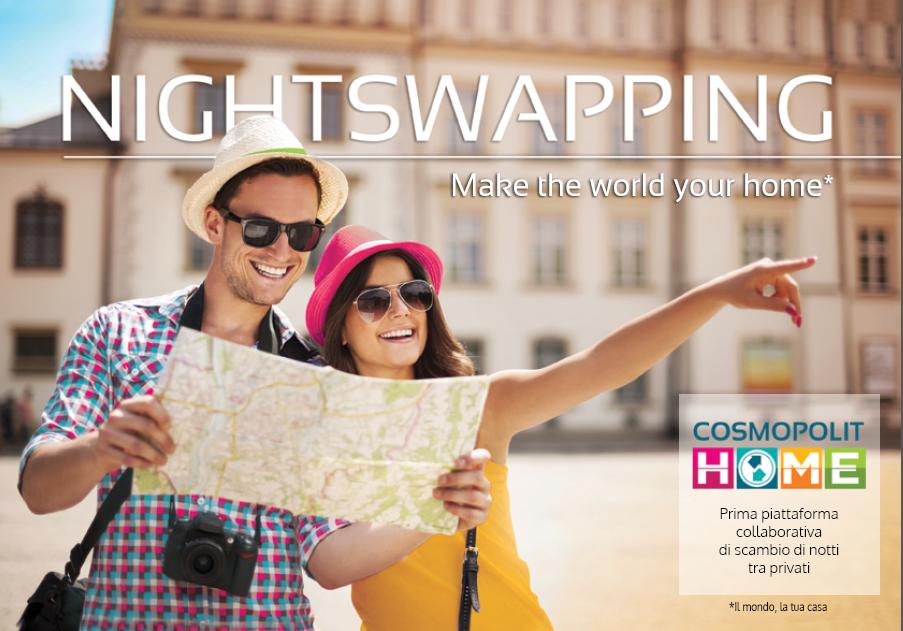 Come funziona app NightSwapping