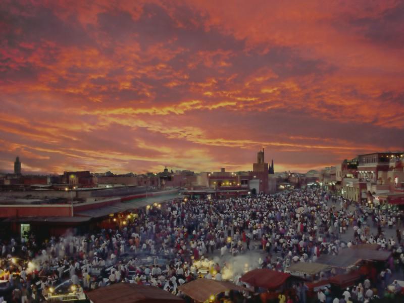 Che temperature Marrakech a giugno