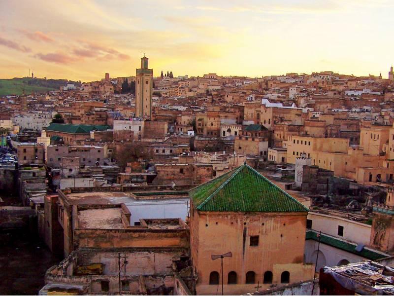 Che temperature Marrakech a maggio