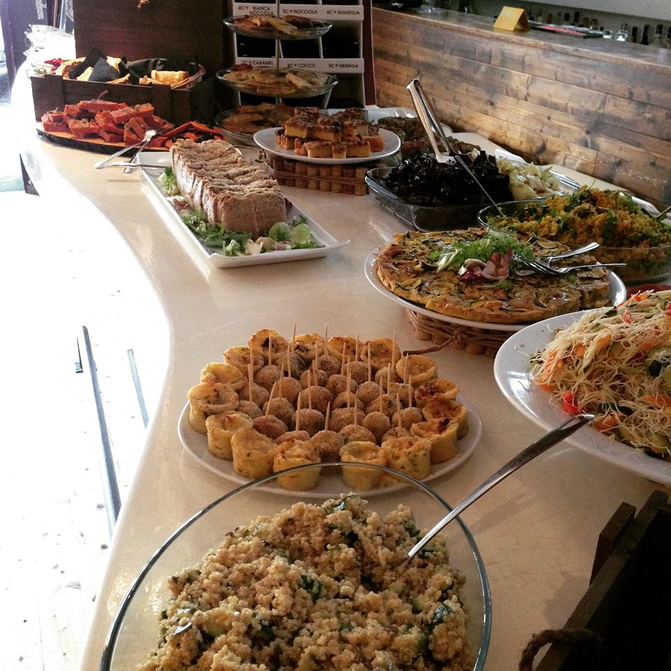 All you can eat Roma