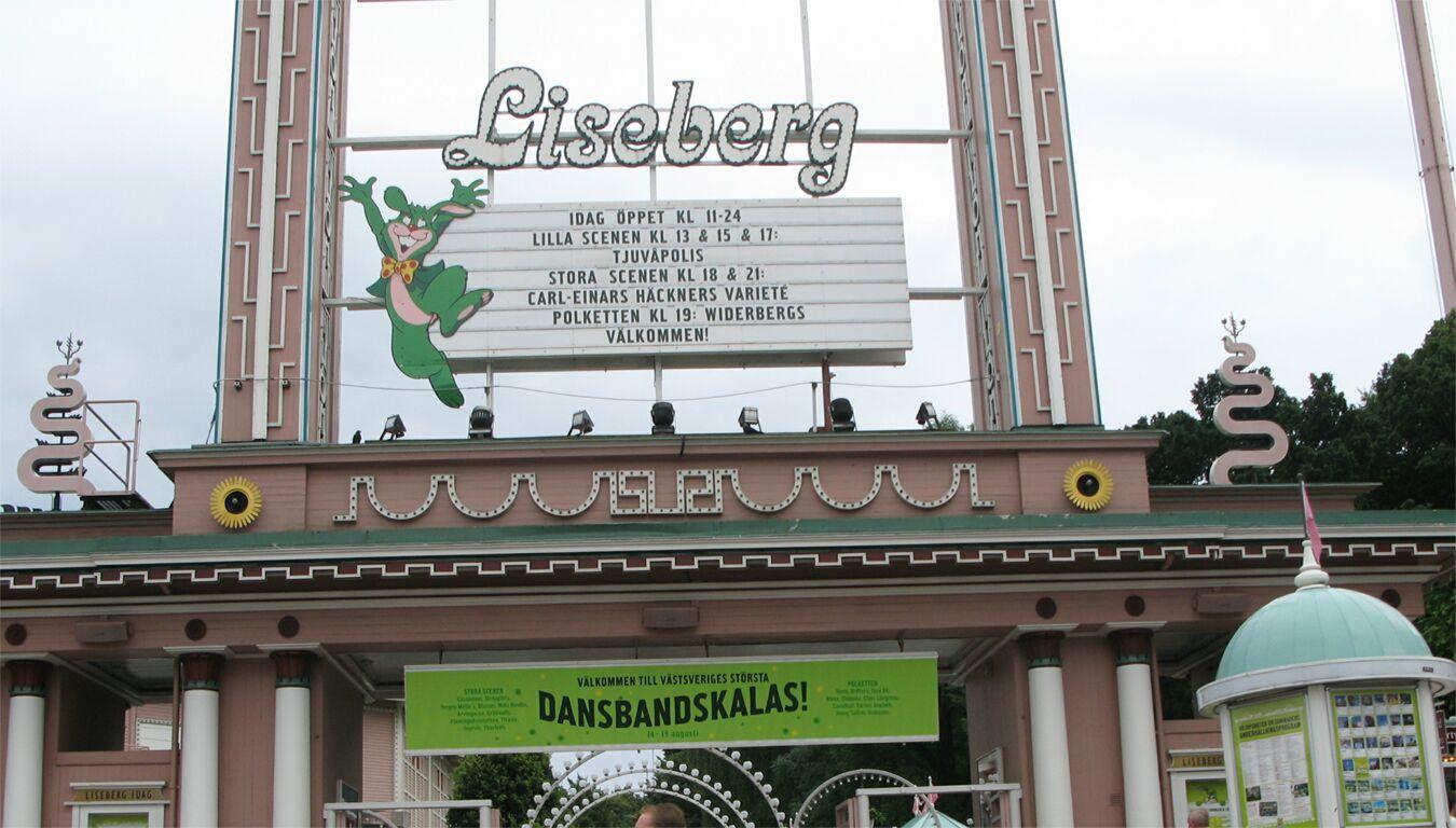 Parco divertimenti Liseberg