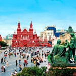 Russia Mosca PiazzaRossa shutterstock 17608867