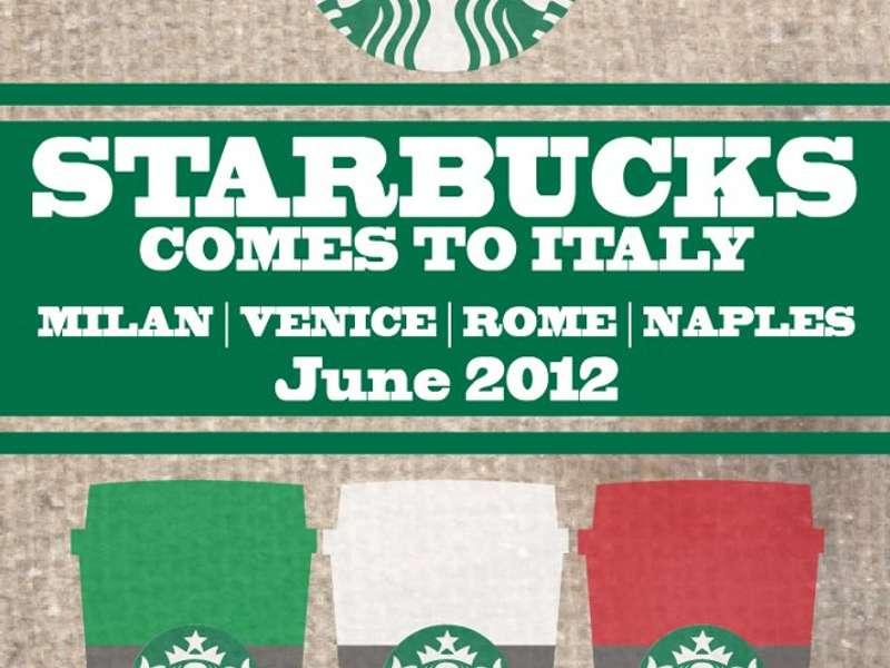 In quali città Starbucks in Italia