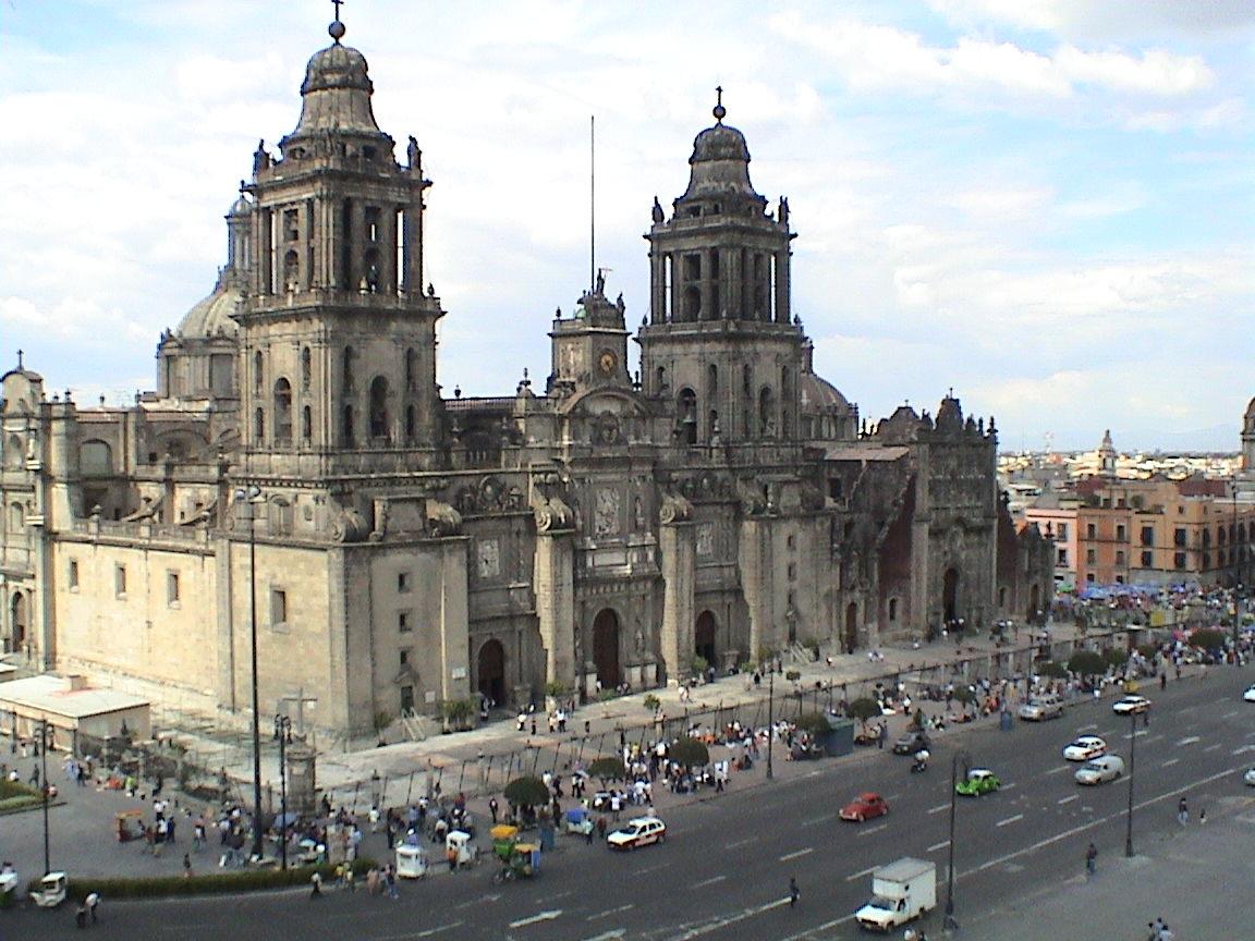 Che temperature Città del Messico a novembre
